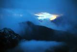 Paso De Las Nubes on Mt. Tronador, Nahuel Huapi National Park, Patagonia, Argentina Photographic Print by Bennett Barthelemy