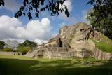 Belize, Altun Ha. Mayan Archeological Site and Ruins Fotografie-Druck von Cindy Miller Hopkins