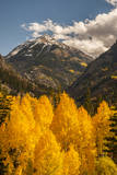 USA, Colorado. Autumn Landscape in San Juan Mountains Photographic Print by  Jaynes Gallery
