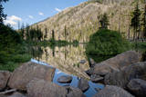 Lake Stuart, Okanogan-Wenatchee National Forest, Washington, USA Photographic Print by Roddy Scheer