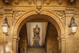 Hotel De Ville Staircase, Aix En-Provence, France Photographic Print by Brian Jannsen