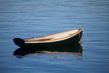 USA, Maine, Small Row Boat at Bass Harbor Photographic Print by Joanne Wells