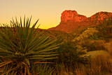 Usa. Texas, Guadalupe Mountain El Capitan Prominence Photographic Print by Bernard Friel