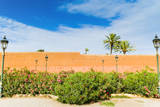 City Ramparts, Marrakech, Morocco Photographic Print by Nico Tondini