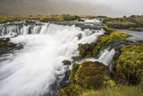 Iceland, Waterfall Photographic Print by Gavriel Jecan
