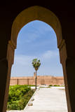 El Badii Palace, Marrakech, Morocco Photographic Print by Nico Tondini