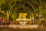 Fountain in Aix En-Provence, France Photographic Print by Brian Jannsen