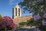 Romanesque Church in Town of Suzette, Provence, France Photographic Print by Brian Jannsen