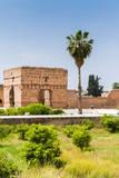 El Badii Palace, Marrakech, Morocco Photographic Print by Nico Tondini