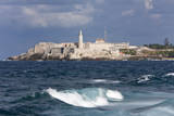 Cuba, Havana. Castillo Del Morro and Lighthouse Photographic Print by Charles Cecil