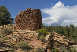 USA, Utah, Blanding. Tower Ruin at Mule Canyon Towers Ruins Photographic Print by Charles Crust