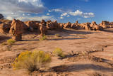 USA, Utah, Goblin Valley Sp. Gnome and Goblin Formations Photographic Print by Jamie & Judy Wild