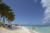 Caribbean, Anegada. White Sand Beaches at Cow Wreck Beach Photographic Print by Kevin Oke