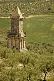 Tunisia, Dougga. Libyo-Punic Mausoleum Photographic Print by Charles Cecil