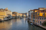 Early Morning View of Grand Canal, Venice, Italy Photographic Print by Brian Jannsen
