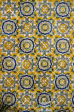 Ceramics, Tunis Medina, Tunisia. Tiles on Wall in the Dar Lasram Photographic Print by Charles Cecil