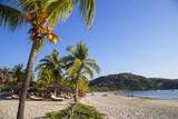 Playa La Ropa, Zihuatanejo, Guerrero, Mexico Photographic Print by Douglas Peebles