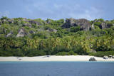 Caribbean, British Virgin Islands, Virgin Gorda. Beach Landscape Photographic Print by Kevin Oke