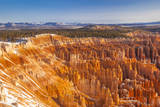 Sunrise over Inspiration Point, Bryce Canyon National Park, Utah, USA Photographic Print by Brian Jannsen