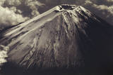 Japan, Mt Fuji Photographic Print by Dave Bartruff
