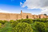 Ruins of the 16th Century El Badii Palace, Marrakech, Morocco Photographic Print by Nico Tondini