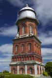 Water Tower, Invercargill, Southland, South Island, New Zealand Photographic Print by David Wall