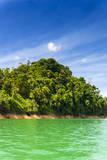 Lake Batang Ai, Batang Ai, Sarawak, Malaysian Borneo, Malaysia Photographic Print by Nico Tondini