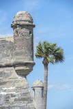 USA, Florida, St. Augustine, Castillo De San Marcos Photographic Print by Jim Engelbrecht