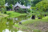 Rainforest World Music Festival, Kuching, Malaysian Borneo, Malaysia Photographic Print by Nico Tondini