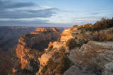 Wotans Throne from Cape Royal, North Rim of Grand Canyon, Arizona Photographic Print by Greg Probst