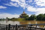 Dewan Undangan Negeri, Sarawak River, Kuching, Malaysia Photographic Print by Nico Tondini