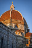 Sunset on the Dome of Santa Maria Del Fiore, Duomo, Florence, Italy Photographic Print by Brian Jannsen