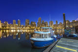Canada, British Columbia, Vancouver, False Creek Dawn Photographic Print by Rob Tilley