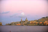 Valletta, Malta, Waterfront City Skyline During Sunset Photographic Print by Richard Wright