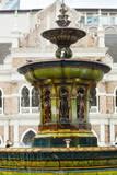 Fountain at Merdeka Square, Kuala Lumpur, Malaysia Photographic Print by Nico Tondini