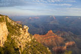 Grand Canyon in the Morning from Yaki Point, Grand Canyon, Arizona Photographic Print by Greg Probst