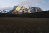Patagonia, Magalianes, Torres Del Palne National Park Photographic Print by Andres Morya Hinojosa