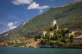 Castel Scaligero, Lake Garda, Malcesine, Lombardy, Italy Photographic Print by Brian Jannsen
