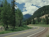 Highway 550 in the San Juan Mountains Photographic Print by James Randklev