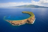 Molokini Reproduction photographique par Ron Dahlquist
