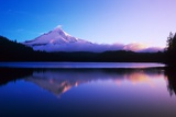 Lake Near Mount Hood Photographic Print by Craig Tuttle