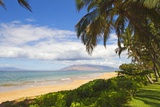 Keawakapu Beach, Wailea on Island of Maui, Hawaii Photographic Print by Ron Dahlquist
