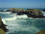 Mendocino Coast, CA Photographic Print by James Randklev