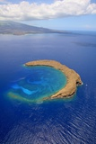 Molokini Crater Off the Coast of Maui Photographic Print by Ron Dahlquist