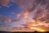 Sunset over Willamette Valley Photographic Print by Craig Tuttle