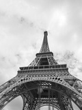 Eiffel Tower 2 Photographic Print by Marco Carmassi