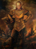 Vigo the Carpathian Art
