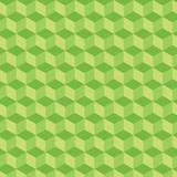Cube Pattern Print