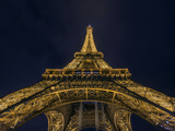 Eiffel Tower 3 Photographic Print by Marco Carmassi