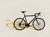 Road Bike Pop Art Prints